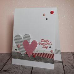 Valentine's card, love