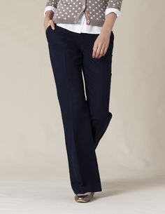 $29, Flared Trousers WM319 Petite collection at Boden