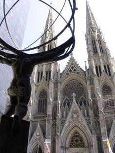st patricks cathedral.