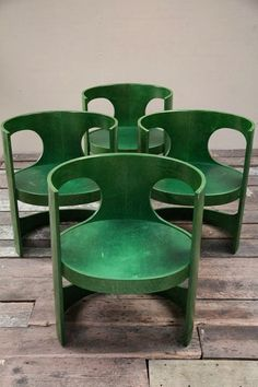 Pre Prop Chairs by Arne Jacobsen for Asko, green chairs, art deco Interior Desing, Home Interior, Interior And Exterior, Arne Jacobsen, Table Design, Chair Design, Home Furniture, Furniture Design, Deco Furniture