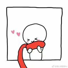Chibi Couple, Cute Couple Cartoon, Walpapers Cute, Cute Art, Anime Couples, Cute Couples, Best Friend Wallpaper, Draw The Squad, Cute Couple Wallpaper