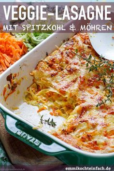 Lasagna Recipe With Ricotta, Easy Lasagna Recipe, Vegetable Lasagne, Meat Appetizers, Pasta, Eating Plans, Eating Habits, Ratatouille, Food Porn