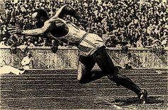 Jesse Owens, el mejor atleta de la historia. Jesse Owens, Long Jump, Milky Chance, Athlete, Historia, Sweet Fifteen