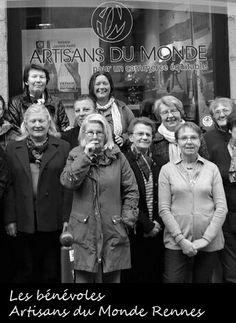 Artisans du Monde Rennes, une boutique équitable qui vit grâce aux bénévoles