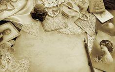 Photo letter pearls vintage style retro bokeh mood wallpaper | 2560x1600 | 110703 | WallpaperUP