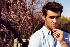 "Josh Bowman, AKA Daniel Grayson from Revenge I have a thing for a few guys.. named ""Daniel""!!!!!!"
