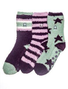 Soft Anti-Skid Fuzzy Winter Socks