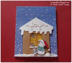 Gerda Steiner Designs: Snowmen joy!