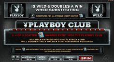 Правила игрового слота Playboy