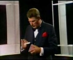 Fred Kaps, Dutch magician, had the difficult job of following the Beatles on their first Ed Sullivan appearance. He captivated the hysterical audience with 5 ordinary playing cards. I am one of the few who bought a video of that show because of Fred Kaps, not the Beatles.
