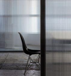 Old textile factory renovated into food research studio for Ferran Adrià's El Bulli Lab