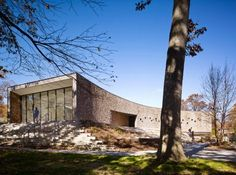 Studio Gang Architects, Arcus Center for Social Justice Leadership, Kalamazoo…