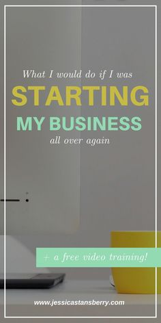 Have you ever wondered what successful (or seamingly successful) entrepreneurs would do if they were staring their business over from the ground floor? Today Im telling you what I would do if I was starting my business today so all of you who are just starting businesses or are wondering how to start a business dont get tripped up on the wrong things. #goals #goalsetting #business #businesstips #onlinebusiness #digitalmarketing #productive #productivity