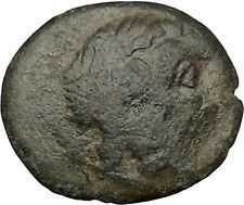 Odessos in Thrace 200BC Ancient Greek Coin Great God Heros riding Horse i52601 https://biblicalancientcoinexpertscholar.wordpress.com/2015/12/31/odessos-in-thrace-200bc-ancient-greek-coin-great-god-heros-riding-horse-i52601/
