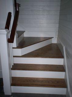 2 winder stair turn