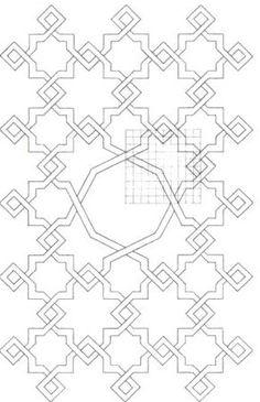 Geométrica - Desenho Geométrico - Padrões Geométricos Maldives Budget, Geometric Art, Geometric Patterns, Workout Routines For Beginners, Islamic Art Calligraphy, Ribbon Embroidery, Sacred Geometry, Pattern Art, Blackwork