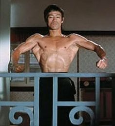 bruce lee lats The Bruce Lee Workout