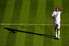 Kei Nishikori Photos - Day One: The Championships - Wimbledon 2015 - Zimbio