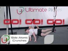 core pilates TRX / Killer Core suspension training workout 5 (by Ultimate Pilates) Core Pilates, Pilates At Home, Pilates Body, Suspension Workout, Suspension Training, Pilates Workout Routine, Trx Workout, Ab Routine, Trx Yoga