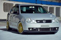Polo Sedan 2006 com turbo, som, aro 17 e suspensão preparada #100