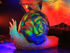 Mystère, Cirque du Soleil, Treasure Island Hotel&Casino, Las Vegas. #Shows…