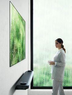 Signature LG OLED TV