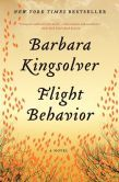 Flight Behavior by Barbara Kingsolver - Dellarobia Turnbow is a farm wife who gave up her plans when she became pregnant at 17. Now, after a decade of domestic disharmony on a failing farm, she seeks escape through an obsessive flirtation with a younger man. Behind her house she encounters a silent, forested valley filled with what looks like a lake of fire. As the community lines up to judge the woman & her miracle, she confronts her family, her church, her town, & a larger world.