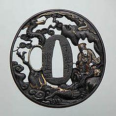 横浜名刀会 刀装具 鍔