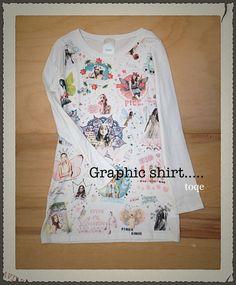 Graphic Shirts, Floral Tops, Women, Fashion, Clothing, Moda, Top Flowers, Fashion Styles, Fashion Illustrations
