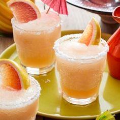 Frozen Grapefruit Margaritas - EatingWell.com