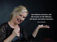 Lachen Amelie, Anton, Motto, Laughing, Quotes, Woman, Mottos, Amelia