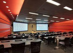 North Carolina A&T State University Classroom Building, Greensboro, NC (Architect: The Freelon Group) Photo: Mark Herboth