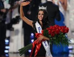 Congrats! Miss America - Miss Wisconsin Laura Kaeppeler