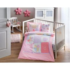 Produced from organic cotton fiber. Organic Baby, Organic Cotton, Baby Bedding Sets, Quilt Cover, Bed Covers, Pillow Cases, Toddler Bed, Pillows, Furniture