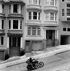 Taylor Street Hill, San Francisco by Dizzy Atmosphere, via Flickr