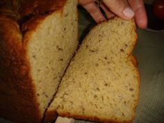 Kim's Gluten Free, Dairy Free, Whole Grain Bread | Gluten Free Real Food Without bread maker, reduce water/milk to 1 1/4 cups and increase temp to 365f!  Worked fine with just tapioca starch instead of tapioca and potato starch. Delicious and very soft and moist, stores well in freezer!