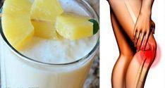Buvez ceci pour éliminer la douleur aux articulations et aux genoux