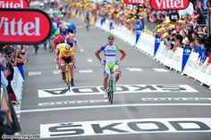 Sagan and One!    2012 tour-de-france photos stage-01