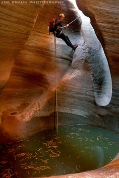 Keyhole Canyon, Zion National Park