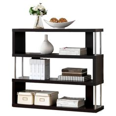 Claudia 3-Tier Bookcase