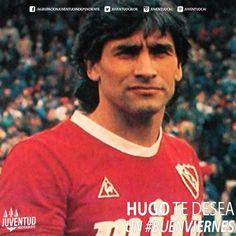 Buenos días diablos! #BuenViernes! #IdolosIndependiente, #HugoVillaverde, #Independiente