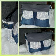 Besace Zip-Zip cousue par Angélique - Coton, jeans et simili - Patron Sacôtin
