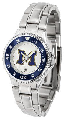 Michigan Wolverines- University Of Competitor - Steel Band - Ladies - Women's College Watches by Sports Memorabilia. $78.73. Makes a Great Gift!. Michigan Wolverines- University Of Competitor - Steel Band - Ladies
