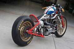 Shop Bike: DP Customs' Hot-Rodded Ironhead Sportster