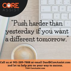 Success is on your way! Call us at 901-289-7888 or email Dan@CoreAssist.com and learn more of what CoreAssist can do for you. #mondaymotivation #remoteteammember #remotework #startupbusiness #remoteworkforce #remoteteams #smallbusinessowner #startupgrowth #businessgrowth #hireremote #remotestaff