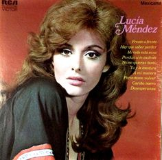 Lucia Mendez - Lucía Méndez (Vinyl, LP, Album) at Discogs