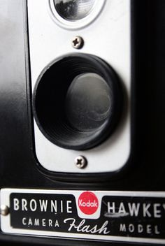 Kodak Brownie Hawkeye Camera I have my dads od Brownie and it still works....