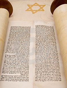 Torah-the Pentateuch; Five Books of Moses