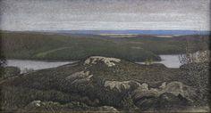 Björn Ahlgrensson, Gråstämning uppe från höjderna 1909
