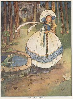De Kikkerprins of De Kikker en de Gouden Bal